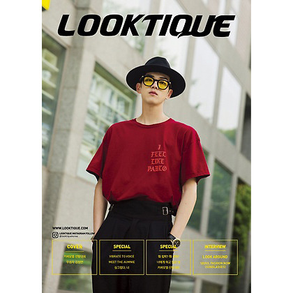 LOOKTIQUE Vol. 44