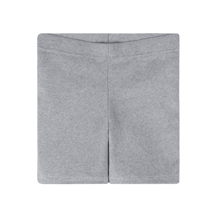 Basic Elastic Waist Shorts